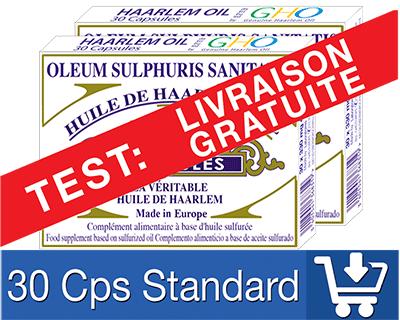 30 Standaed Capsule Huile de Haarlem